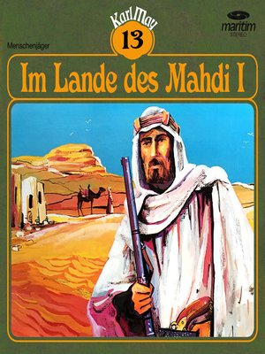 cover image of Karl May, Grüne Serie, Folge 13