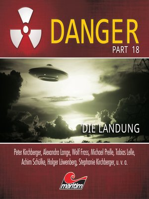 cover image of Danger, Part 18