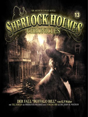 cover image of Sherlock Holmes Chronicles, Folge 13