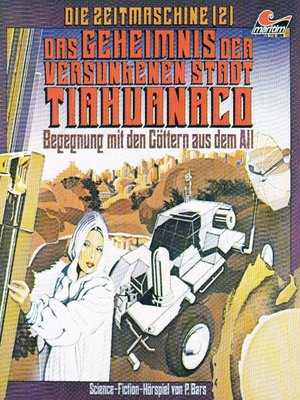 cover image of Die Zeitmaschine, Folge 2
