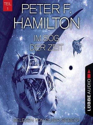 cover image of Im Sog der Zeit, Teil 1--Das dunkle Universum, Band 3