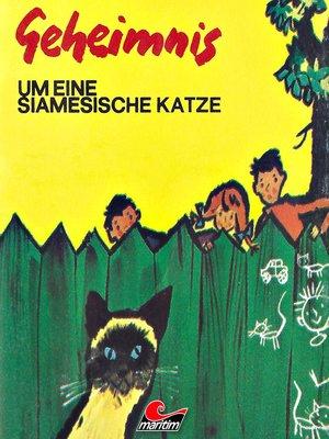 cover image of Enid Blyton, Geheimnis um eine siamesische Katze