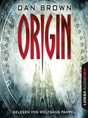cover image of Origin--Robert Langdon 5