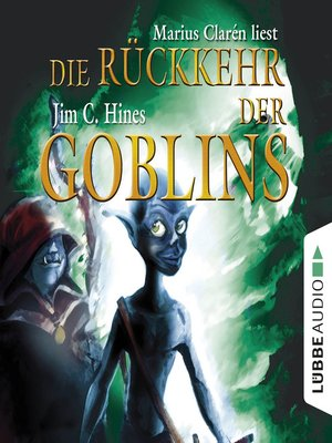 cover image of Die Rückkehr der Goblins, Teil 2