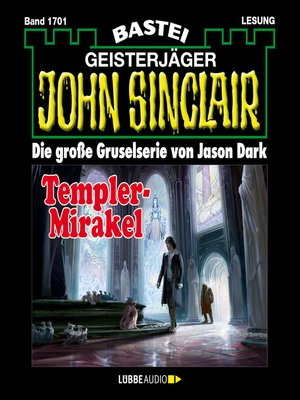 cover image of John Sinclair, Band 1701
