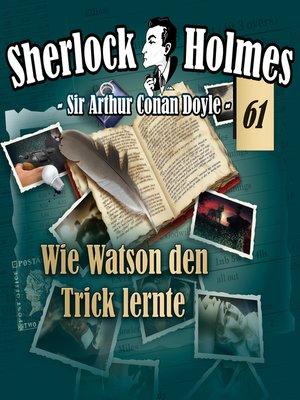 cover image of Sherlock Holmes, Die Originale, Fall 61
