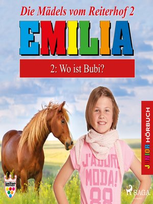 cover image of Emilia--Die Mädels vom Reiterhof, 2