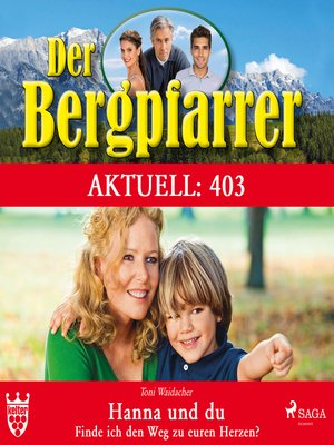cover image of Der Bergpfarrer Aktuell 403