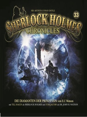 cover image of Sherlock Holmes Chronicles, Folge 33