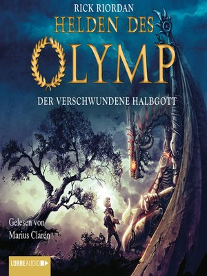 cover image of Helden des Olymp, Teil 1