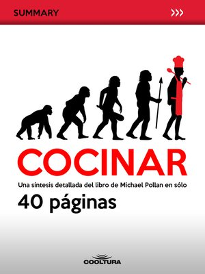 cover image of Cocinar