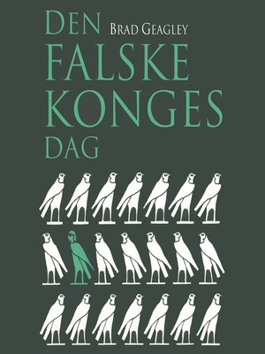 cover image of Den falske konges dag
