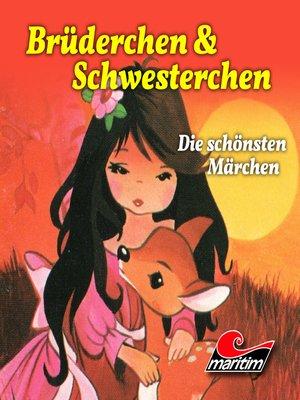cover image of Brüderchen und Schwesterchen