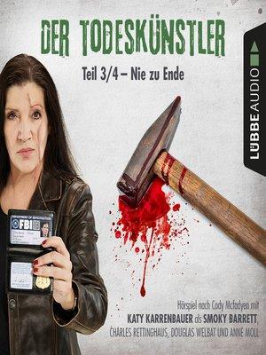 cover image of Der Todeskünstler, Folge 3