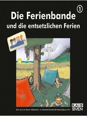 cover image of Die Ferienbande, Folge 1