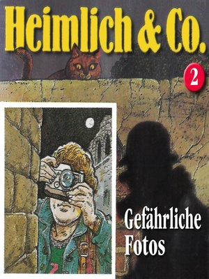 cover image of Heimlich & Co., Folge 2