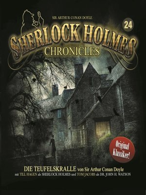 cover image of Sherlock Holmes Chronicles, Folge 24