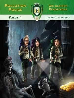 cover image of Pollution Police, Folge 1