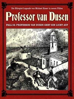 cover image of Professor van Dusen, Die neuen Fälle, Fall 14