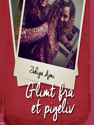 cover image of Glimt fra et pigeliv