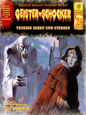 cover image of Geister-Schocker, Folge 26
