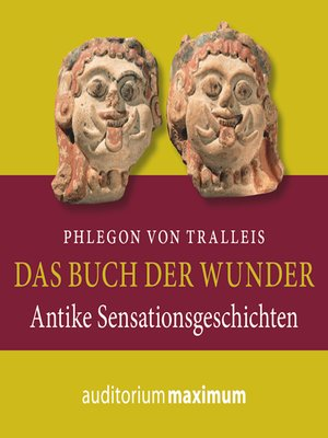 cover image of Buch der Wunder