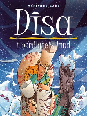 cover image of Disa i nordlysets land