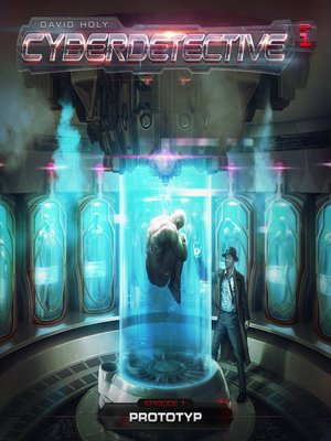 cover image of Cyberdetective, Episode 1