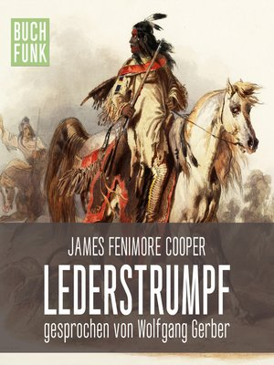 cover image of Lederstrumpf