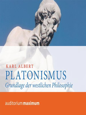 cover image of Platonismus