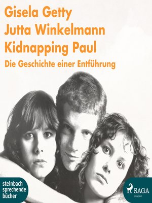 cover image of Kidnapping Paul