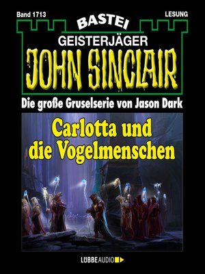 cover image of John Sinclair, Band 1713
