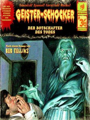 cover image of Geister-Schocker, Folge 36