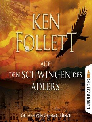 cover image of Auf den Schwingen des Adlers