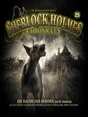 cover image of Sherlock Holmes Chronicles, Folge 25