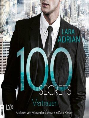 cover image of 100 Secrets--Vertrauen
