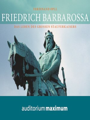 cover image of Friedrich Barbarossa
