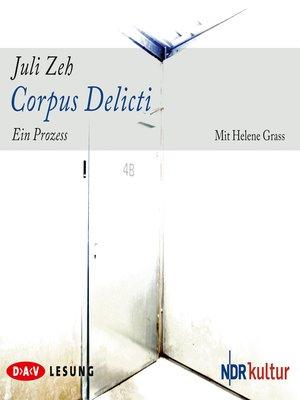 cover image of Corpus delicti