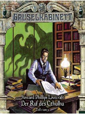 cover image of Gruselkabinett, Folge 114