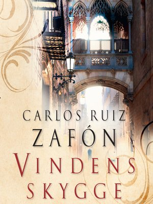 cover image of Vindens skygge