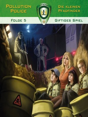 cover image of Pollution Police, Folge 5