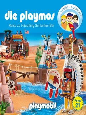 cover image of Die Playmos, Folge 21