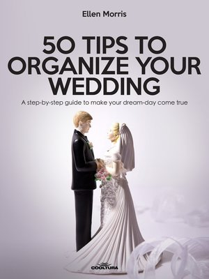 cover image of 50 Tips to Organize your Wedding