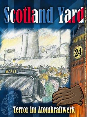 cover image of Scotland Yard, Folge 24