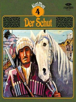 cover image of Karl May, Grüne Serie, Folge 4