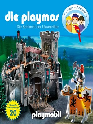 cover image of Die Playmos--Das Original Playmobil Hörspiel, Folge 20