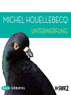 cover image of Unterwerfung