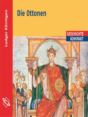 cover image of Die Ottonen (Ungekürzt)