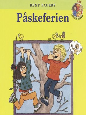 cover image of Påskeferien