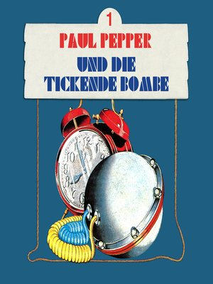 cover image of Paul Pepper, Folge 1